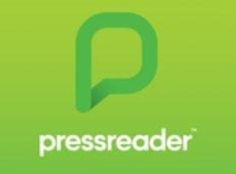 Press Reader logo
