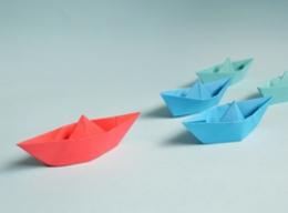Papirsbåd