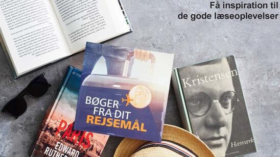 Bøger fra dit rejsemål