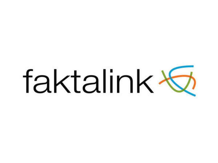 Logo fra Faktalink