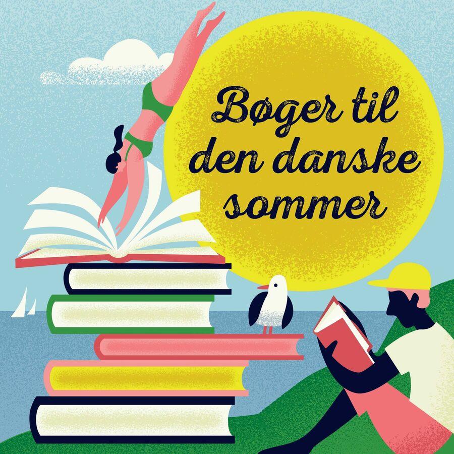 Forside til emnelisten Bøger til den danske sommer