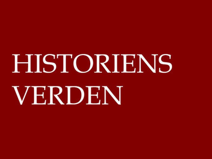 Logo fra Historiens Verden