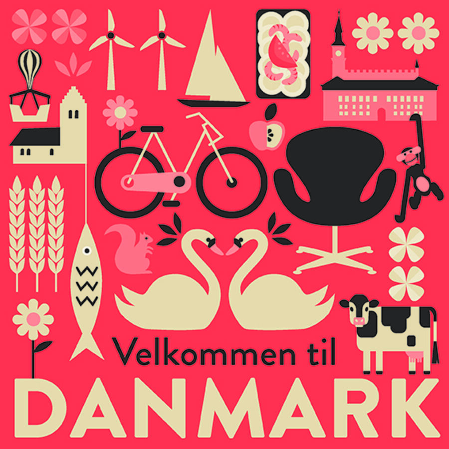 Velkommen til Danmark