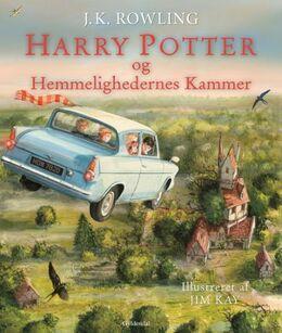Joanne K. Rowling: Harry Potter og Hemmelighedernes Kammer (ill. Jim Kay)